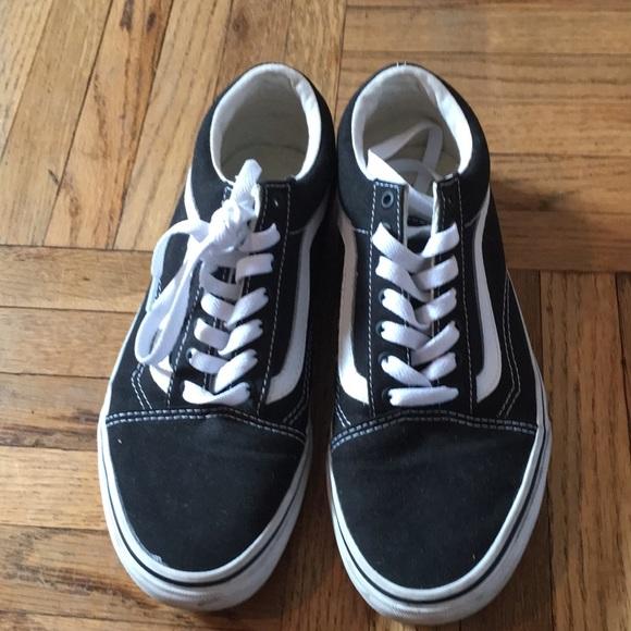 60ee0b9c84be57 Black van sneakers. M 5b7c6d9c74359b2afac74264